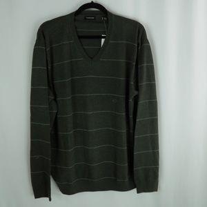 Van Heusen NWT Men's V-Neck Sweater Size XL